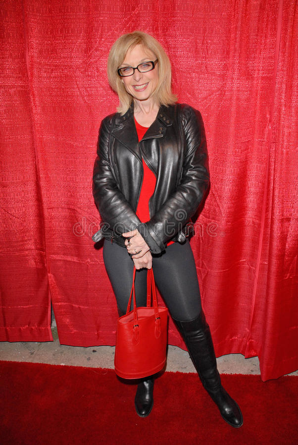 Nina Hartley stock fotografie