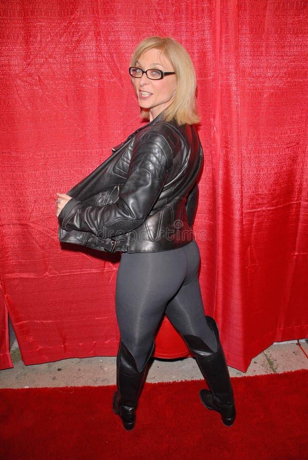 Nina Hartley stock foto