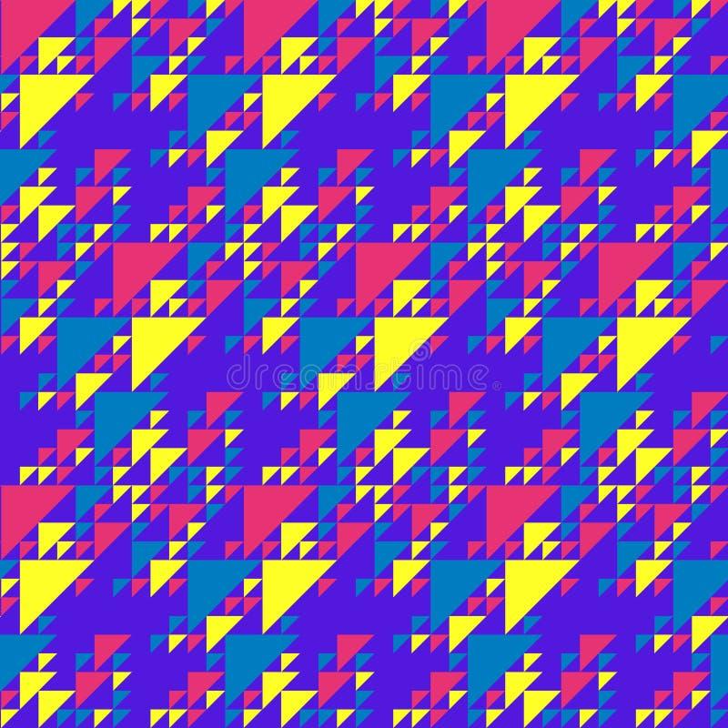 Download Retro triangles background stock image. Image of gymnastics - 29903057