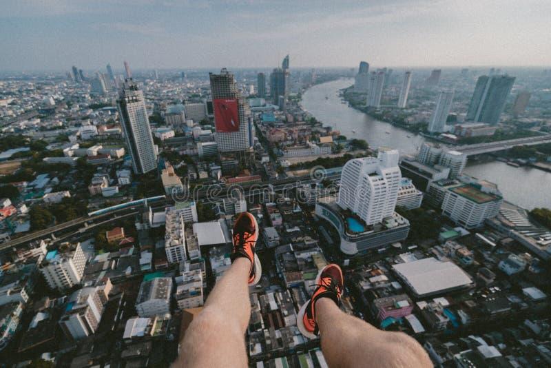 Ningún miedo de alturas