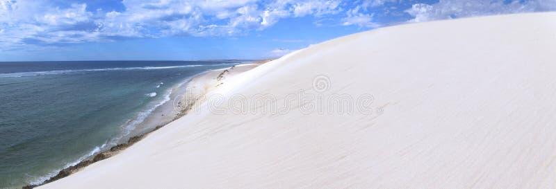 Ningalookust, Westelijk Australië stock fotografie
