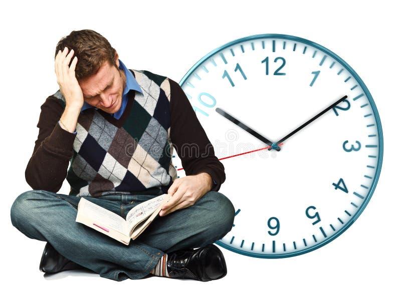 Ningún tiempo para estudiar