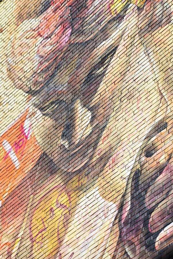 Ningunos artes 2017 de la calle del límite imágenes de archivo libres de regalías