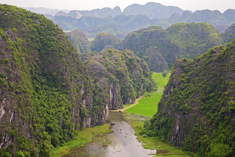 Ninh Binh stock image