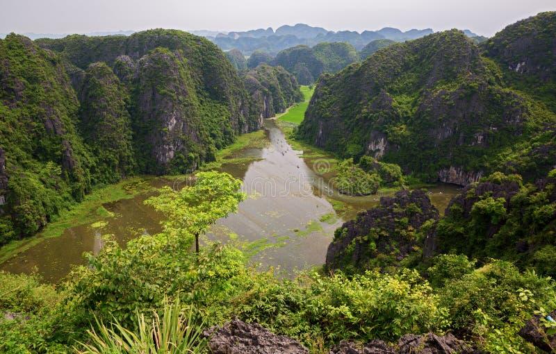 Ninh Binh photo libre de droits