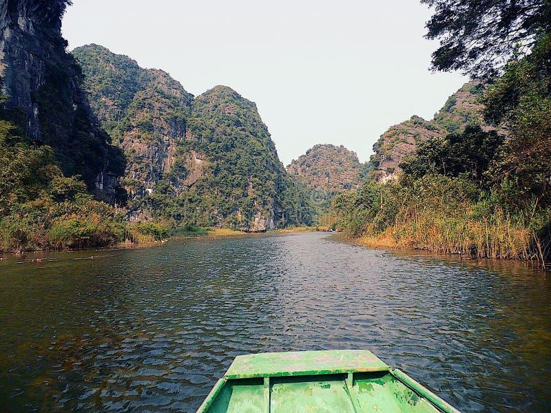 Ninh Binh Province Vietnam lizenzfreies stockfoto