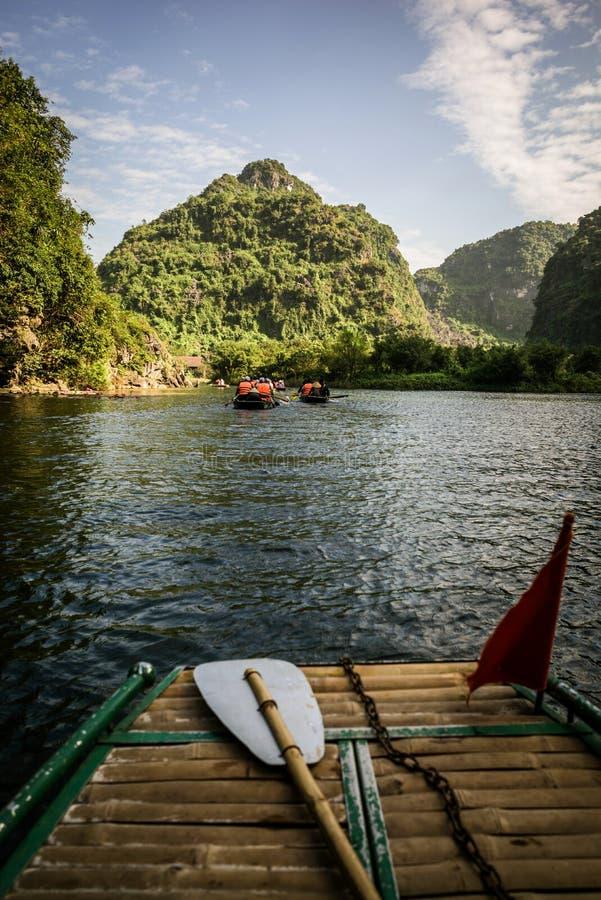 Ninh Binh, Vietnam fotografie stock
