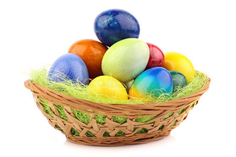 Ninho 2 de Easter imagens de stock royalty free