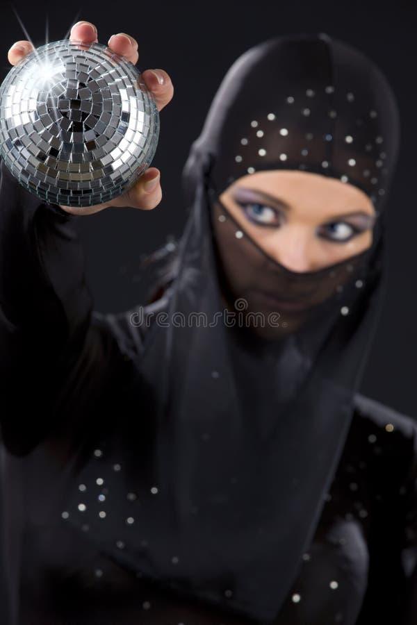 ninja zdjęcie royalty free