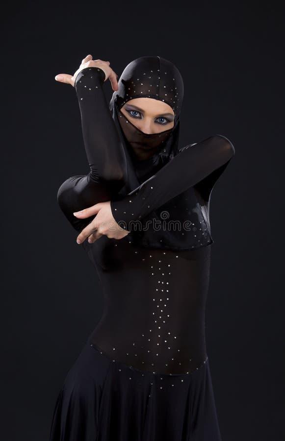 ninja obraz stock