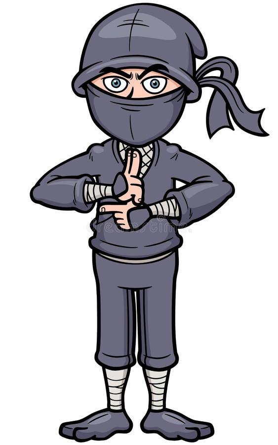 Ninja απεικόνιση αποθεμάτων
