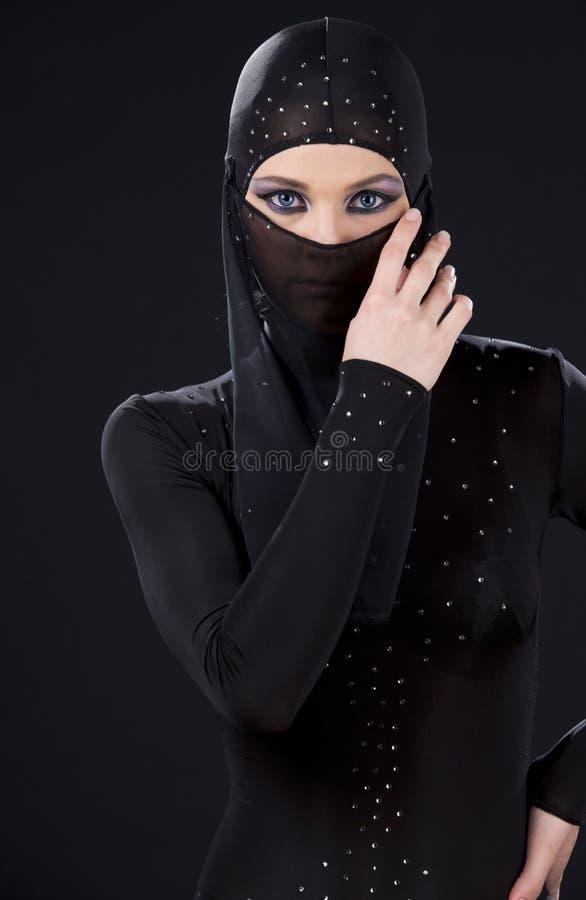 ninja immagine stock