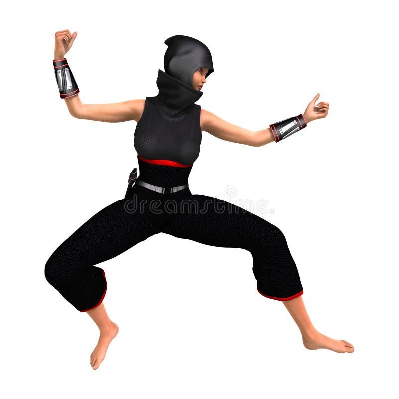 ninja stock illustrationer