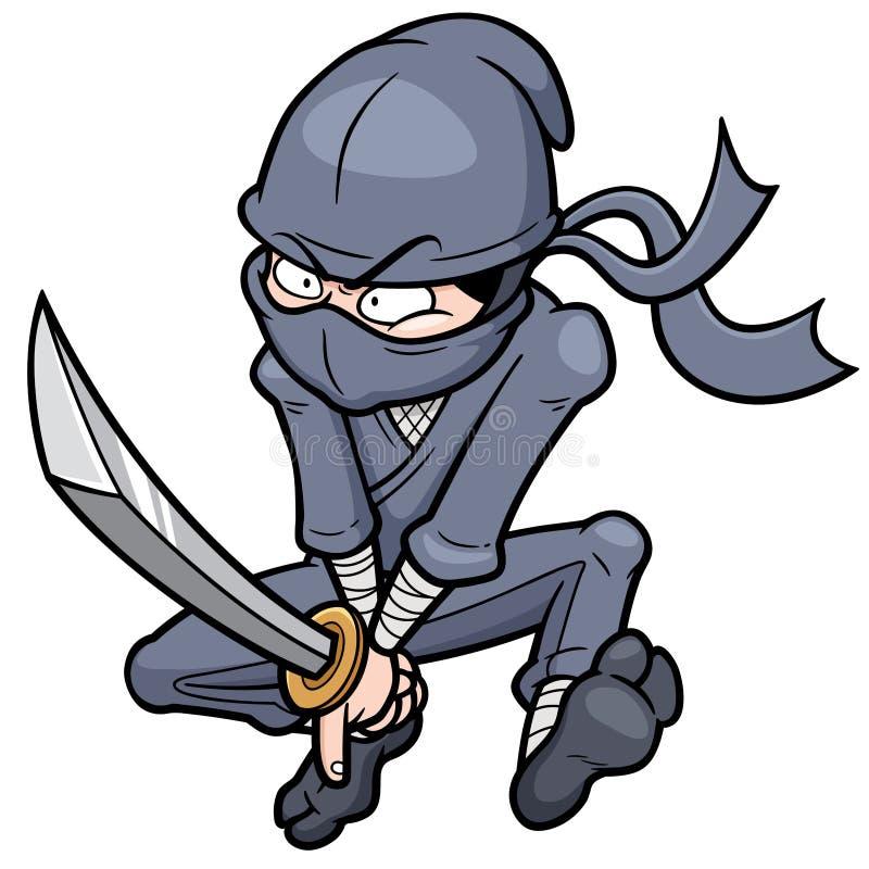 Ninja ελεύθερη απεικόνιση δικαιώματος