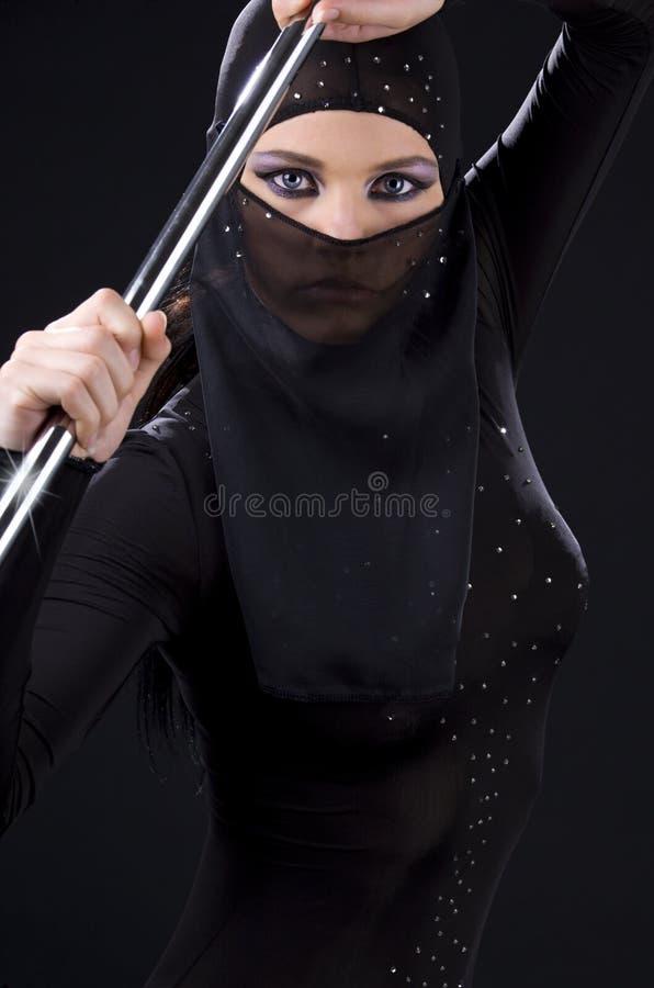 ninja 免版税图库摄影