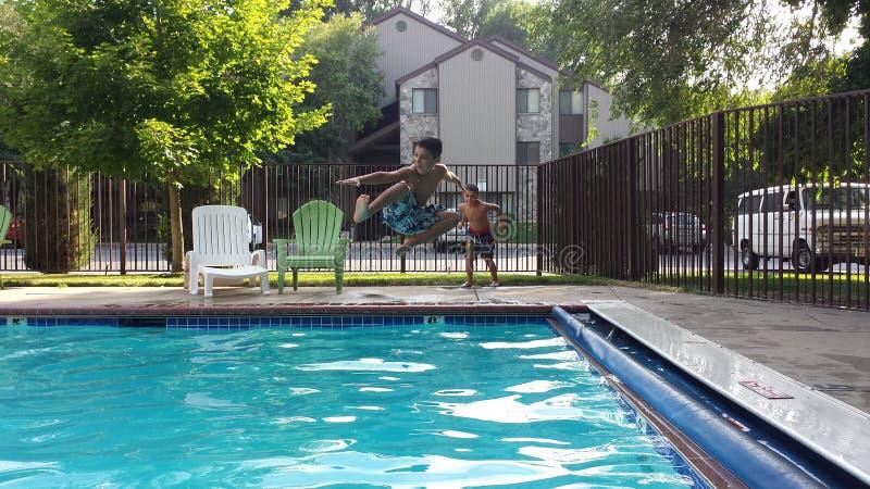 Ninja to fotografia royalty free