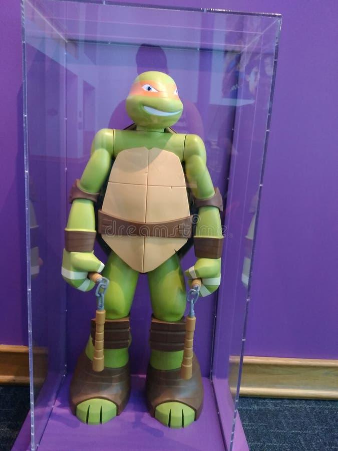 Ninja Turtles royalty free stock photography