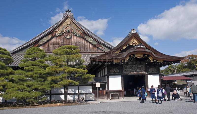 Download Ninomaru Palace In Nijo Castle Editorial Photo - Image: 28743226