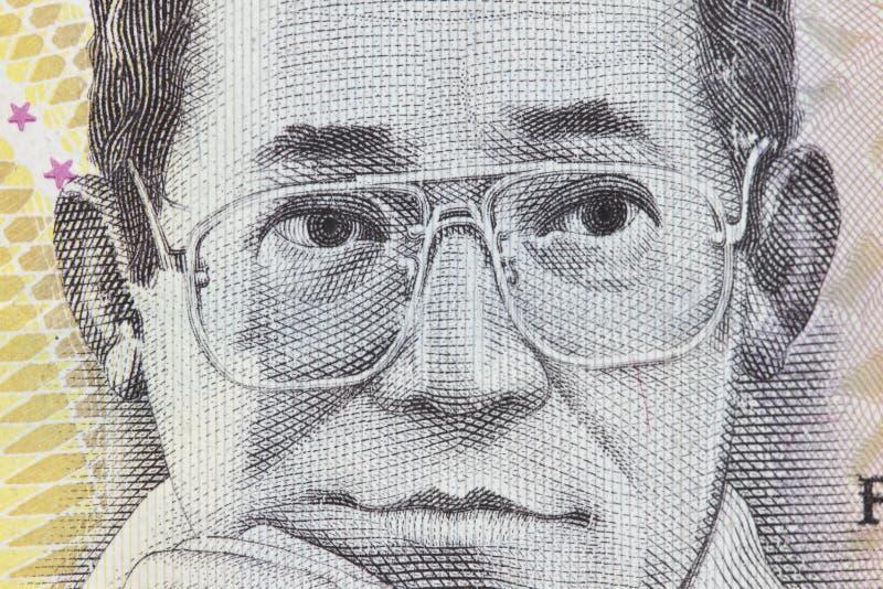 Ninoy Aquino del peso filippino 500 fotografie stock