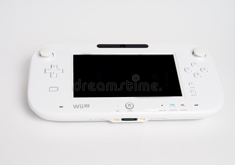 Nintendo Wii U arkivfoto