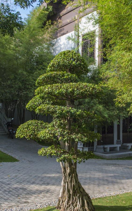 Nirwana Memorial Park in Semenyih, Malaysia stockfotografie