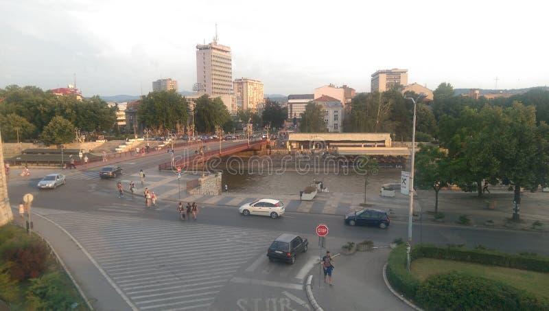 Nis Serbia imágenes de archivo libres de regalías