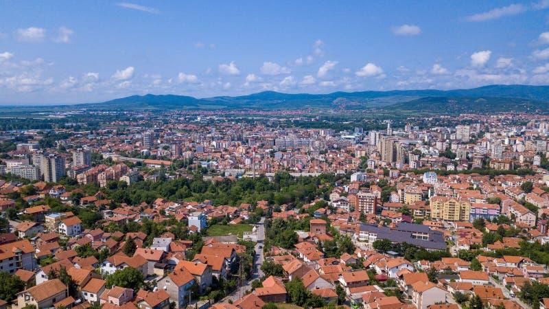 Nis Serbien fotografering för bildbyråer