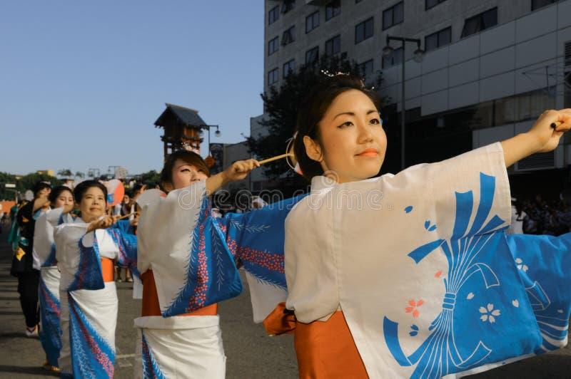 nisei参与者星期 免版税库存图片