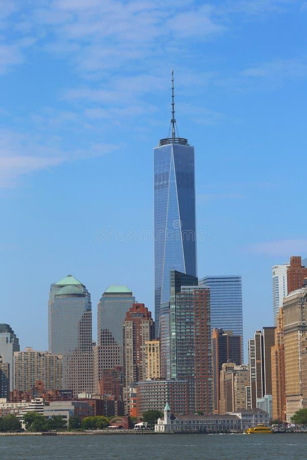 Download Niska Manhattan Panoramy Linia Horyzontu Obraz Stock Editorial - Obraz złożonej z metropolia, cityscape: 41953609