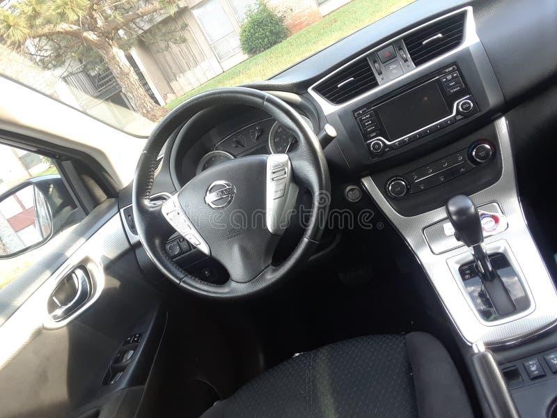 Nissan στοκ φωτογραφίες