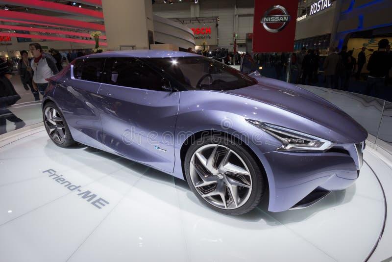 Nissan Amigo-MIM fotos de stock royalty free