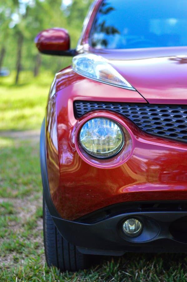 Nissan Duke stock images