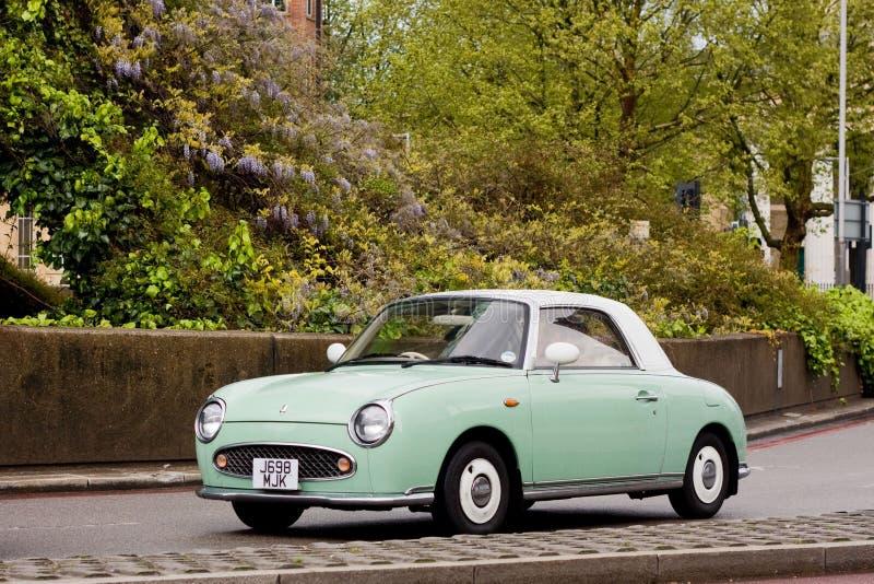 Nissan Figaro imágenes de archivo libres de regalías