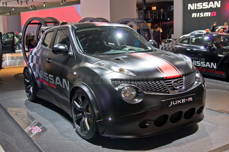 Beau Download Nissan Juke R Editorial Stock Photo. Image Of Exhibition  26622113