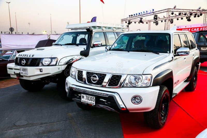 Nissan patrulha fotografia de stock