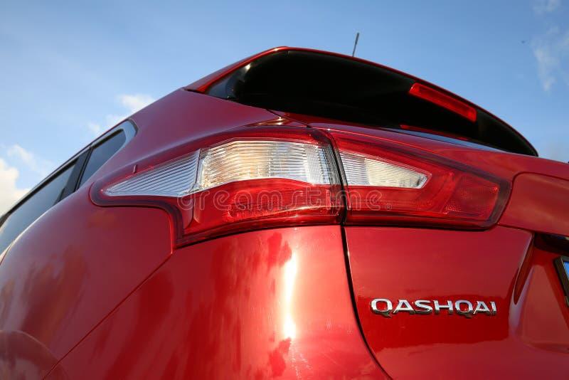 Nissan Qashqai photo stock