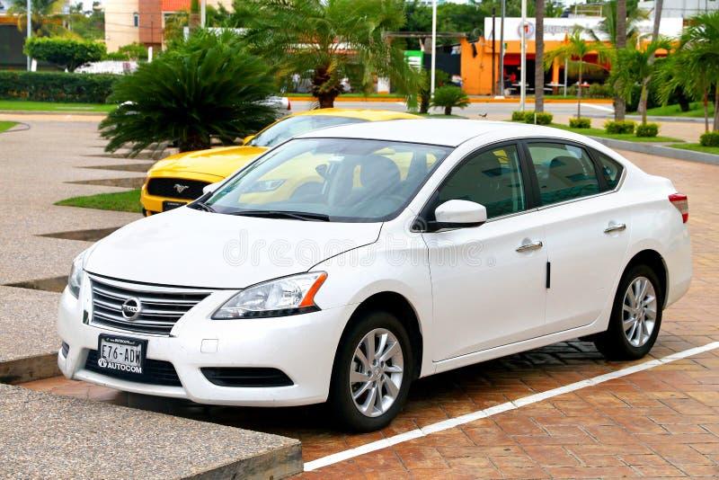 Nissan Sentra imagen de archivo