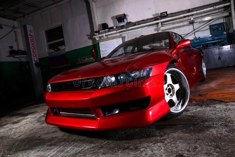 Nissan Silvia imagem de stock
