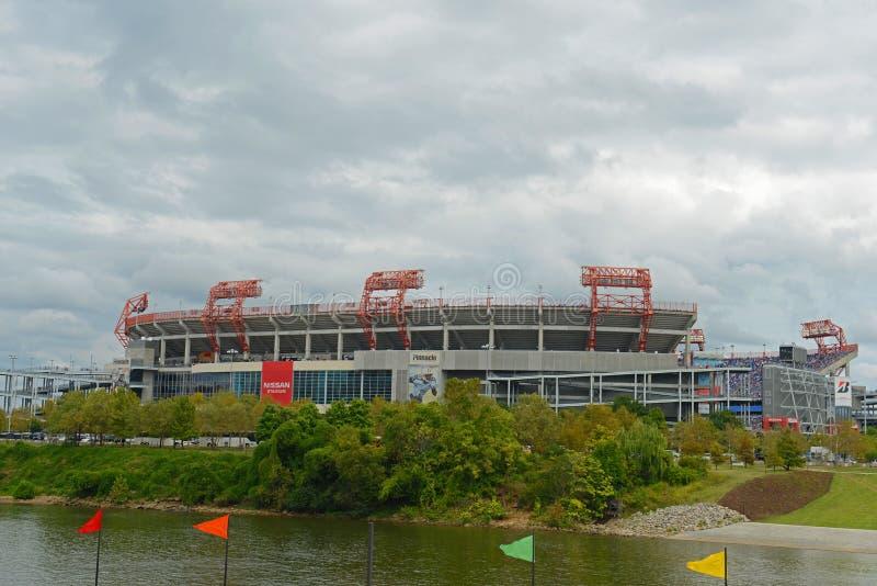 Nissan Stadium, Nashville, TN, Etats-Unis image libre de droits