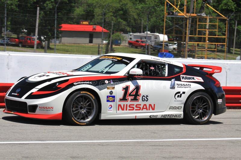 Nissan 370Z obraz stock