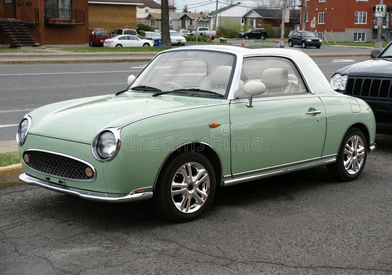 Nissans Figaro photo stock