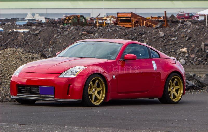 Nissans 350z photo stock