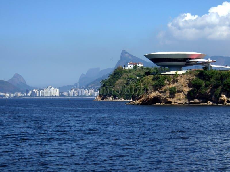 Download Niterói Contemporary Museum Stock Image - Image: 2250721