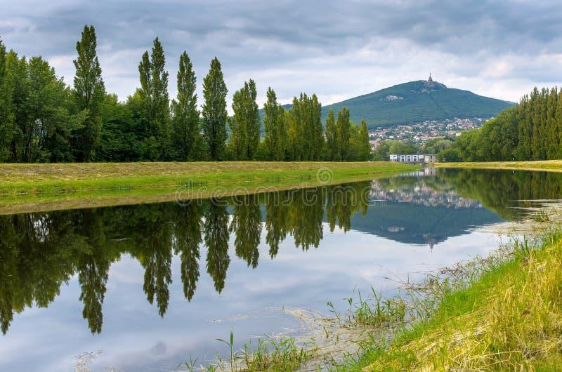 Nitra foto de archivo