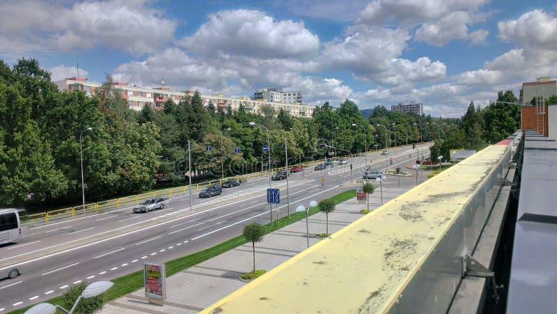 Nitra - la Slovaquie photos stock
