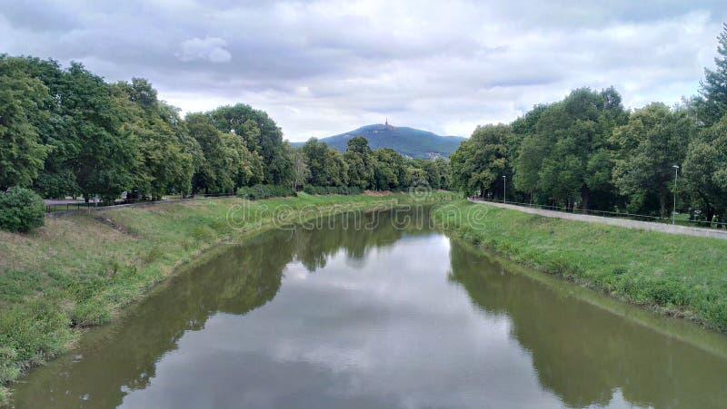 Nitra - la Slovaquie images stock