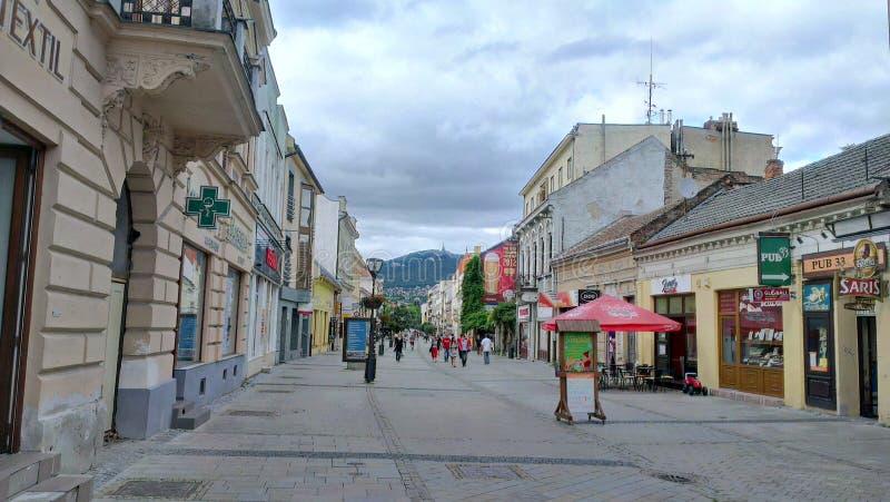 Nitra - la Slovaquie photo libre de droits