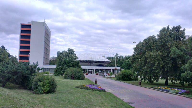 Nitra - la Slovaquie photo stock