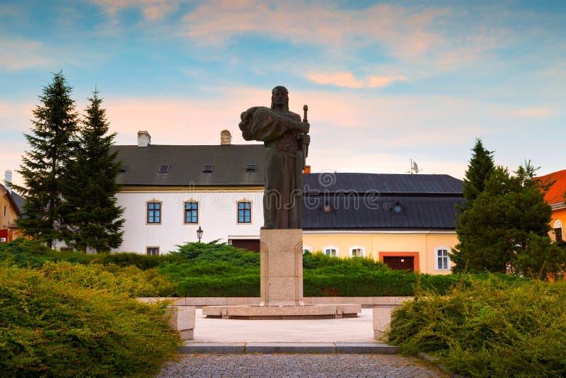 Nitra, Slovakia. royalty free stock photography