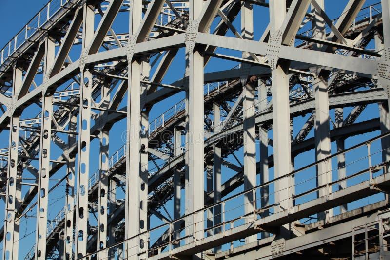Nitujący most obrazy royalty free